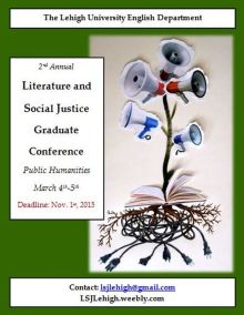 LSJ Conference Flier