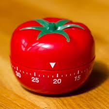 Timer--pomodoro technique